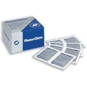 AF Phone-Clene anti-bacterial phone wipes box
