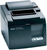 Star TSP143 Ethernet Receipt Printer Grey