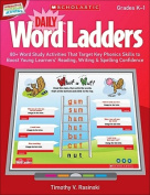 Daily Word Ladders, Gr. K-1
