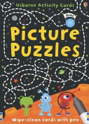 Picture Puzzles [With Marker]