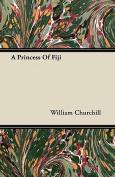 A Princess of Fiji