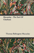 Macaulay - The Earl of Chatham