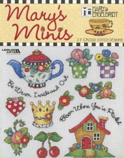 Mary's Minis: 27 Cross Stitch Designs