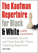 The Kaufman Repertoire for Black and White
