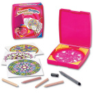Romantic MINI Mandala Designer - Ravensburger