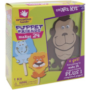 Creative Hands Puppet Friends Kit