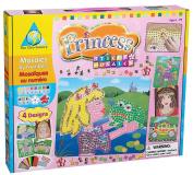 Sticky Mosaics Princess & Frog