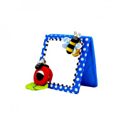 Sassy Inspire Vision Crib and Floor Mirror