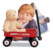 Radio Flyer Little Red Waggon 5 Trike - Red