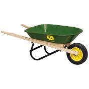 John Deere Kids Steel Wheelbarrow - RC2 Brands