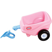 Little Tikes Princess Cosy Coupe Trailer