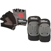 Bell Sports Child Pad Set - Transformers