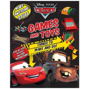 Disney Pixar Cars 2 Games & Toys Book