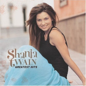 Shania Twain - Greatest Hits CD