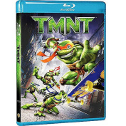 Teenage Mutant Ninja Turtles BLU-RAY Disc