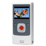 Pure Digital Flip UltraHD III  2 Hour Camcorder - White