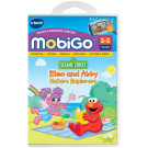 Vtech MobiGo Learning Software - Elmo and Abby Nature Explorers