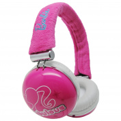Barbie Fabulous Headphones with 3 Headband Covers