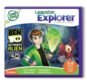 LeapFrog Leapster Explorer Educational Game Cartridge - Ben 10