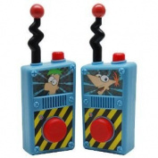 Phineas & Ferb Walkie Talkies