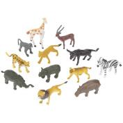 Animal Planet Animal Head Tube - Safari