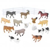 Animal Planet Animal Head Tube - Farm