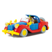 Disney 1:43 Scale Die Cast Vehicle - Uncle Scrooge