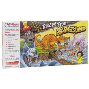 Escape from Anger Island Educational Board Game