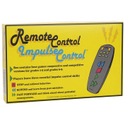 Remote Control Impulse Control Educational Board Game