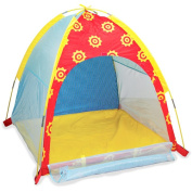 Pacific Play Tents Lil Nursery - Portable Play Tent and Sun Shelter for Infants and Toddlers