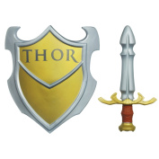 Thor Armor of Asgard Sword and Shield