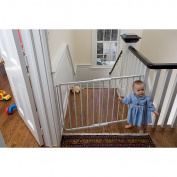 Cardinal Gates Stairway Special Safety Gate Model SS-30 White
