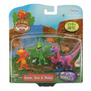 Dinosaur Train Dinosaur 3-Pack - Velma, Annie And Don
