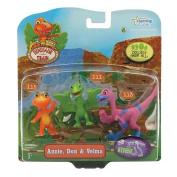 Dinosaur Train Dinosaur 3-Pack - Velma, Annie And Don