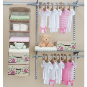 SOS by Delta Eco Start-Up Closet Set - 20-Piece - Pink