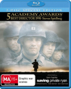 Saving Private Ryan [Region B] [Blu-ray]