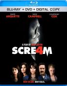 Scream 4 [Region B] [Blu-ray]