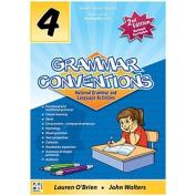 Grammar Conventions 4
