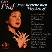 Very Best of Edith Piaf [Alto]