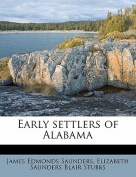 Early Settlers of Alabama