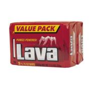 Lava Bar Hand Soap , 2 -5.75 oz bar