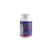 Angels Eyes 94922113351 Tear Stain Remover Food Supplement 240 Gram Chicken Dog