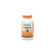 Himalaya Herbal Healthcare LiverCare 180 Vegetarian Capsules