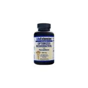 Optimised Resveratrol with Pterostilbene (250mg) 60 vcaps