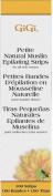 "GiGi Petite Natural Muslin Epilating Strips (1.9cm "" x 11cm "") 100 Strips"