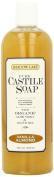 Shadow Lake Castile Soap Liquid, Vanilla Almond, 470ml Bottles (Pack of 6)