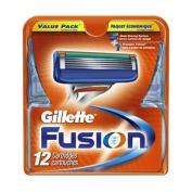 Gillette Fusion Razor Blade Refills, 12 Ct