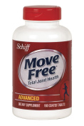 Schiff Move Free Advanced Triple Strength - 160 Coated Tablets
