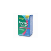 Systane Systane Ultra Lubricant Eye Drops Convenient Preservative Free Vials, 24 each