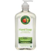 Earth Friendly Products Hand Soap, Organic Lemongrass, 500ml